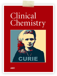 clinical Chemistry cover